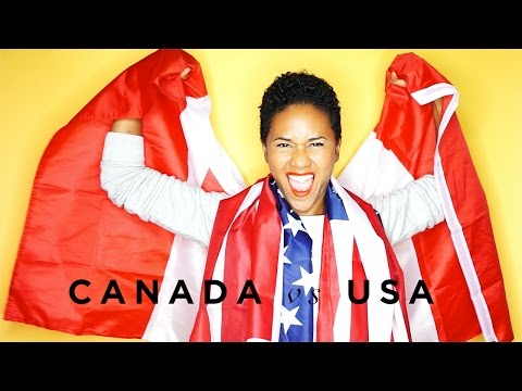 Major Differences Living in Canada vs USA