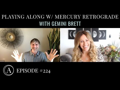 [STARRYTELLING] Playing Along with Mercury Retrograde w/ Gemini Brett