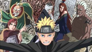 Naruto Shippuden OST - Water Cut Above