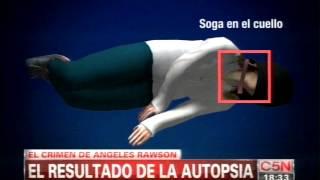 C5N - CRIMEN DE ANGELES RAWSON: EL RESULTADO DE LA AUTOPSIA