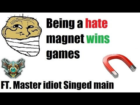 Thai Master Singed: Being a Hate Magnet Wins Games
