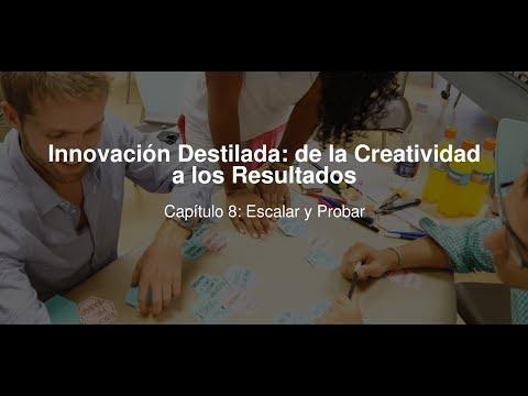 Probar y Escalar, Capítulo #8 Curso Online Innovación Destilada: