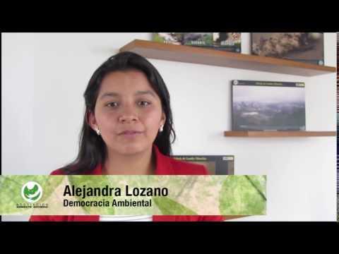 Sí Ambiental por el fortalecimiento de la democracia ambiental-Posconflicto Colombia