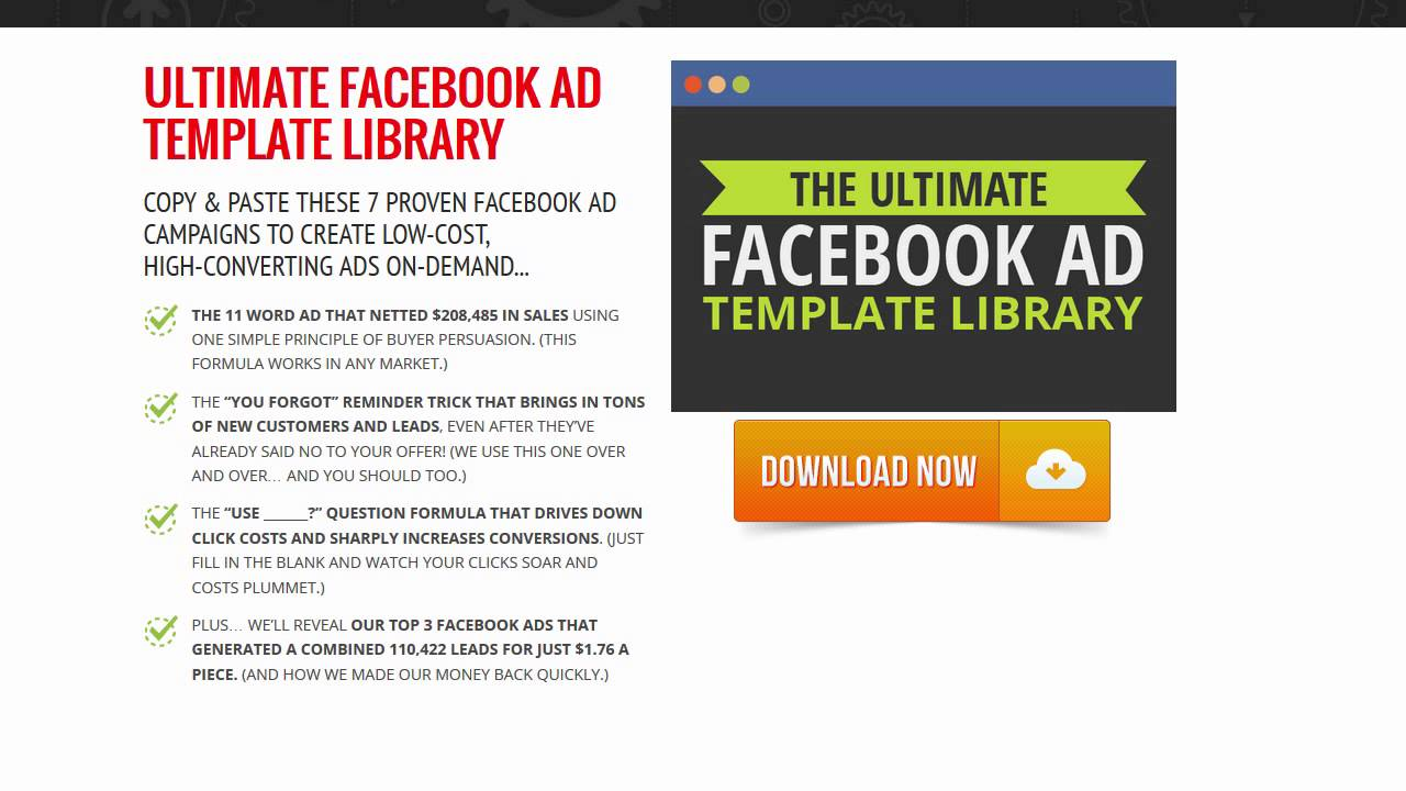 Facebook Advertising Guidelines Youtube