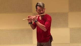 インターネット篠笛コンテスト2018  山内有二