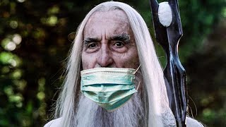Saruman vs the pandemic