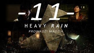[PS4] Heavy Rain #11 - Aresztowanie / Manfred