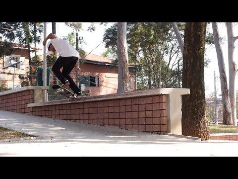 Raw - Felipe Gustavo na adidas Skateboarding