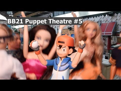 Big Brother 21 Puppet Theatre #5
