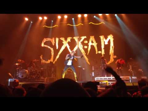 Papa Roach and Five Finger Death Punch Canadian Tour w/ From Ashes to New & Sixx:A.M. (Halifax)