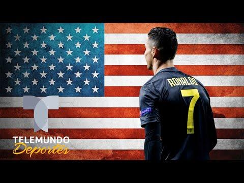 Por Esta Razón Cristiano Ronaldo No Puede Venir A Estados Unidos | Telemundo Deportes