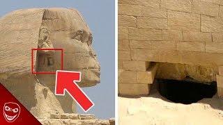 Was ist das Geheimnis der Sphinx? - Verbirgt sich in ihr etwas gruseliges?