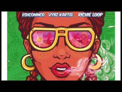 🤴🏾 Vybz Kartel, Eshconinco & Richie Loop - Hold Me [ iTUNES NOW❗️] July 2017