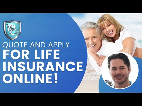 Quote and Apply for Life Insurance Online