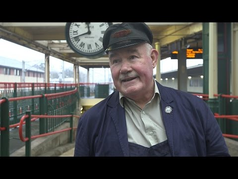 """""""Could You Really Say Goodbye?"""" - Brief Encounter's Carnforth Station 