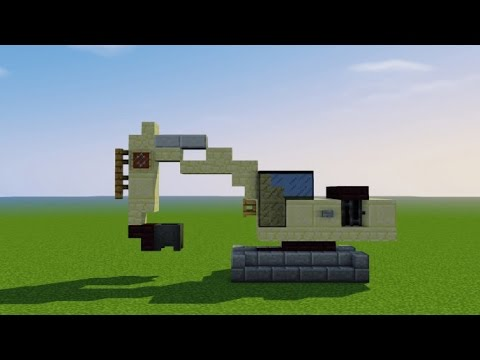 How To Build Vehicles In Minecraft