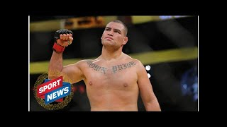 UFC legend Cain Velasquez trains with WWE Hall of Famer and NXT superstars