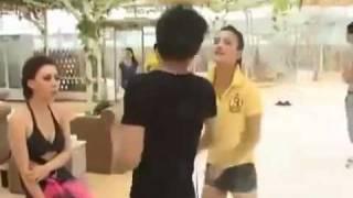 Repeat youtube video กระชากบิกินี่แฟนสาว กลางกองประกวด