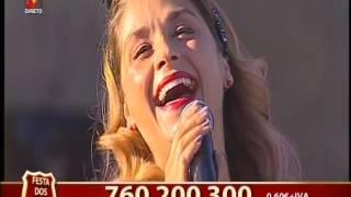 Vanessa Silva & David Antunes - És o meu final feliz (Somos Portugal - Vila Flor)