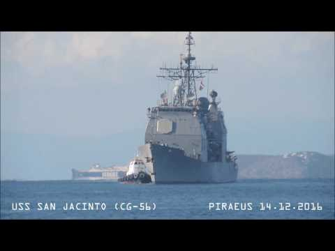 USS SAN JACINTO (CG-56)
