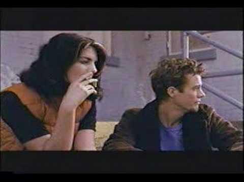 Gaby Hoffman smoking 1