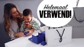 Unboxing (Moederdag cadeautjes!) | Paulien Tilstra