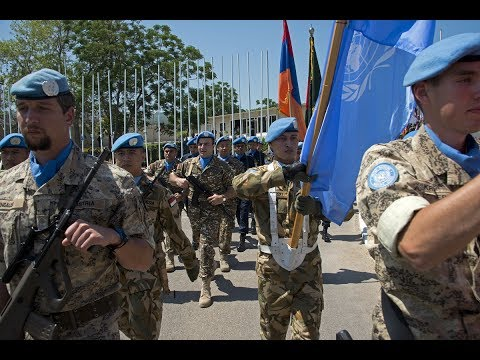 UNIFIL observes the International Day of UN Peacekeepers