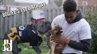 Boujee's First Birthday Party!