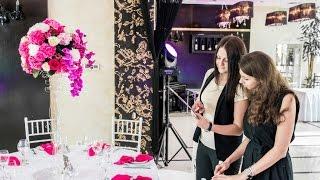 видео свадебный координатор