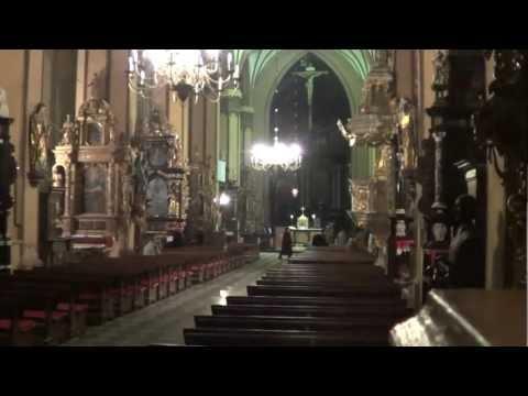 W Krzyżu cierpienie. Katedra Frombork