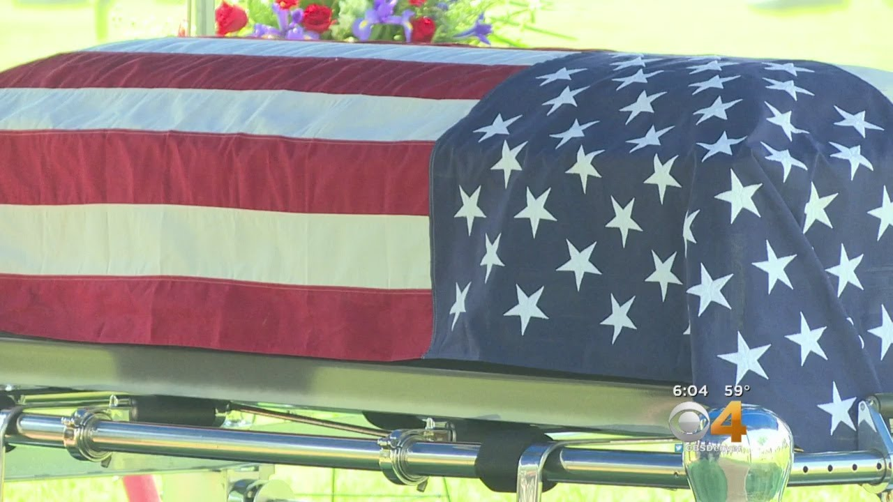 Sailor Killed At Pearl Harbor Buried With Honors