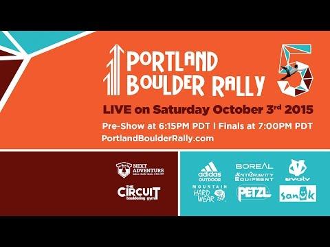 Portland Boulder Rally 2015