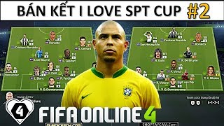 "FIFA ONLINE 4 | BÁN KẾT I LOVE SUPERTEAM CUP #1: LBK VS TH Truemilk: "" SONG RÔ "" Đại Chiến"