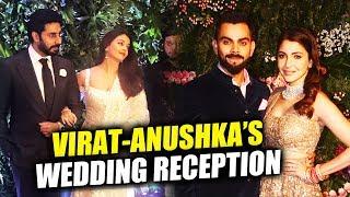 Video Abhishek Bachchan & Aishwarya Rai At Virat-Anushka's Grand Wedding Reception In Mumbai download MP3, 3GP, MP4, WEBM, AVI, FLV Januari 2018