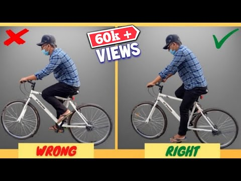 Seat Height Adjustment || Every Cycle Rider Should Know This | (reviewriderjoy)