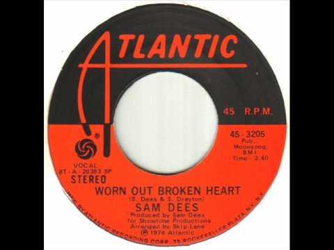 Sam Dees - Worn Out Broken Heart.wmv