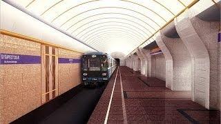 Урбанистика Санкт-Петербурга: метро в Пулково