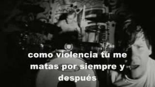 BLINK 182 VIOLENCE TRADUCCIDO A ESPAÑOL