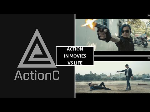ACTION IN MOVIES & LIFE | HÀNH ĐỘNG TRONG PHIM & ĐỜI THỰC