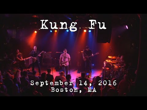 Kung Fu: 2016-09-14 - Paradise Rock Club; Boston, MA [4K]