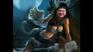 Enemy Lee Sin gives Scarra a helping kick to kill Imaqtpie (Double Reaction) thumbnail