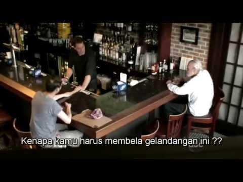 REFLEKSI : Gelandangan yang ingin makan di kedai makan