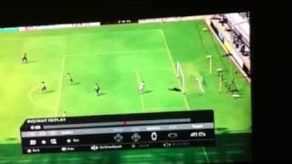 Amazin FIFA 10 freekick!! Thumbnail
