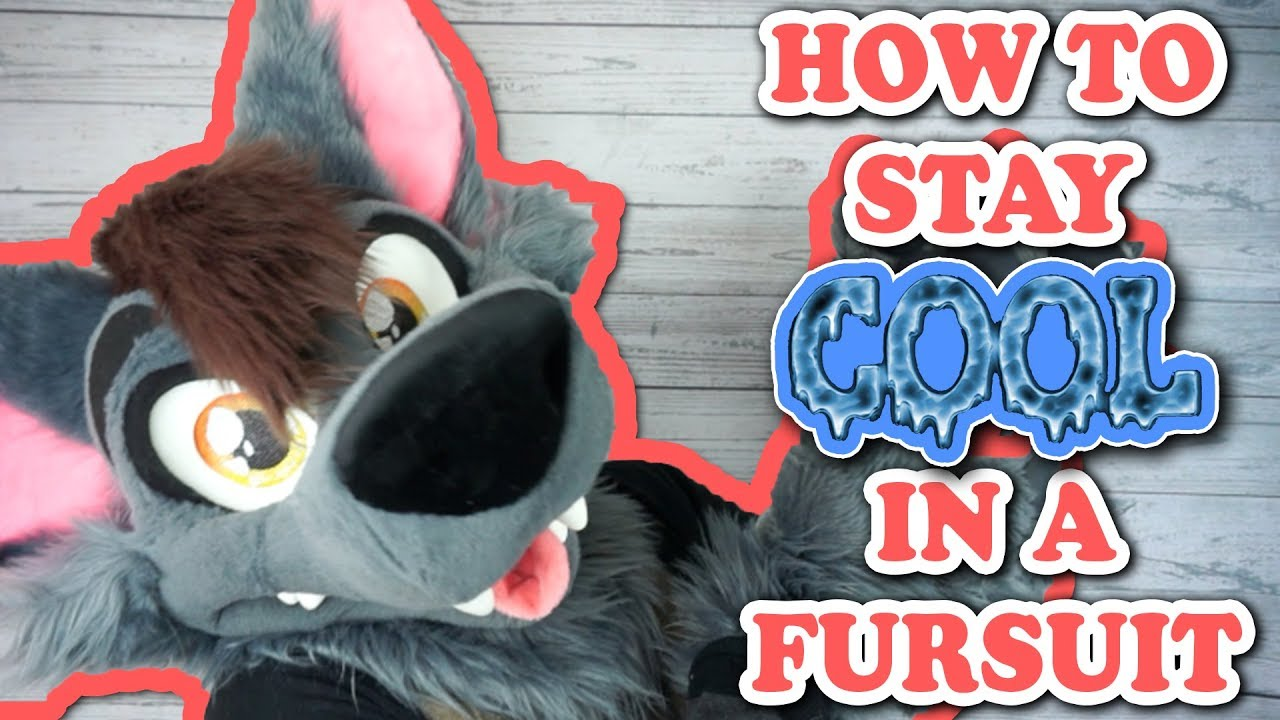 Video How To Stay Cool In A Fursuit
