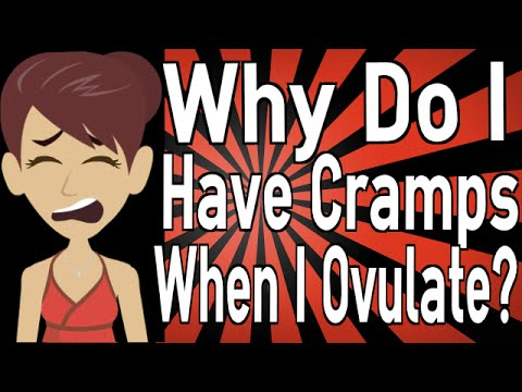 why-do-i-have-cramps-when-i-ovulate?
