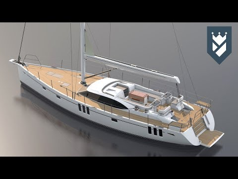 GREAT BRITISH YACHT BUILDERS - PRINCESS, OYSTER, SPIRIT