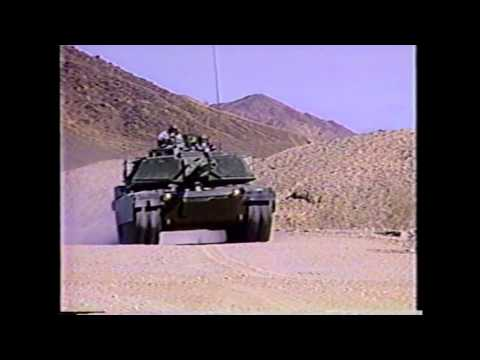 """Vintage Yuma Proving Ground overview (1990) """"Gem of the Southwest"""""""