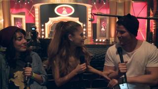 EXTENDED INTERVIEW: Ariana Talks Sex, Her Fave Australians and Selfies With Kylie Jenner!
