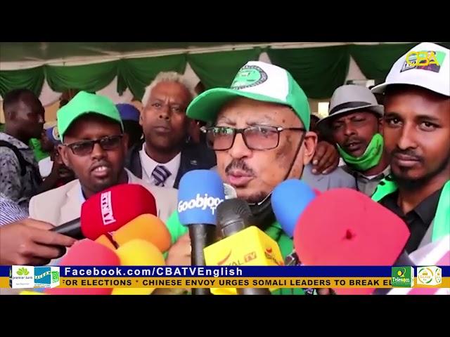 Somaliland- UCID PARTY Chairman Eng Faysal Cali Waraabe rules out Somaliland-Somalia talks.....