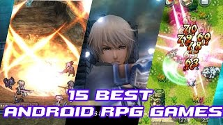 15 Best Android RPG Games in Asia 2013-2014 | APKno1